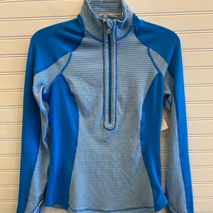 Primary Photo - BRAND: LULULEMON STYLE: ATHLETIC TOP COLOR: BLUE SIZE: S SKU: 117-11711-186191
