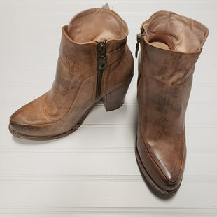 Primary Photo - BRAND: BED STU STYLE: BOOTS ANKLE COLOR: BROWN SIZE: 7.5 OTHER INFO: RETAIL $255/ISLA SKU: 117-11711-176086