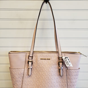 Primary Photo - BRAND: MICHAEL BY MICHAEL KORS STYLE: HANDBAG DESIGNER COLOR: PINK SIZE: LARGE SKU: 117-11711-187290