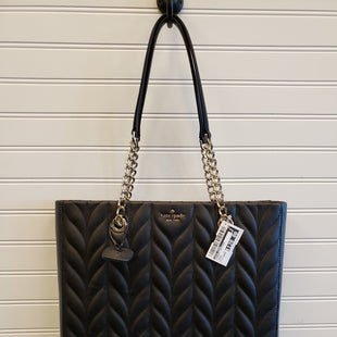 Primary Photo - BRAND: KATE SPADE STYLE: HANDBAG DESIGNER COLOR: BLACK SIZE: LARGE SKU: 117-11711-179799