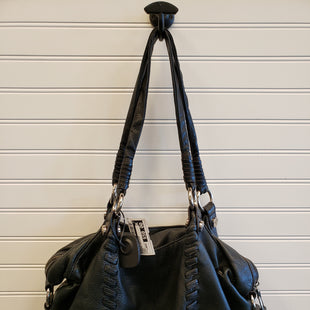 Primary Photo - BRAND: B MAKOWSKY STYLE: HANDBAG DESIGNER COLOR: BLACK SIZE: LARGE SKU: 117-11711-181389