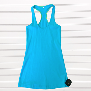 Primary Photo - BRAND: LULULEMON STYLE: ATHLETIC TANK TOP COLOR: BLUE SIZE: 2 SKU: 117-117120-24037