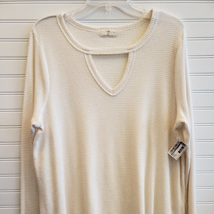 Primary Photo - BRAND: ANTHROPOLOGIE STYLE: TOP LONG SLEEVE COLOR: RUST SIZE: XL OTHER INFO: T.LA SKU: 117-11711-180585