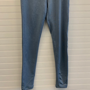 Primary Photo - BRAND: ADIDAS STYLE: ATHLETIC PANTS COLOR: BLUE SIZE: M SKU: 117-117143-27R