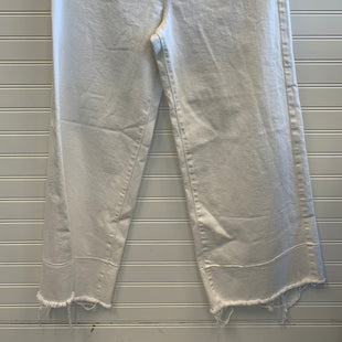 Primary Photo - BRAND: BANANA REPUBLIC STYLE: JEANS COLOR: WHITE SIZE: 6 SKU: 117-117120-25335