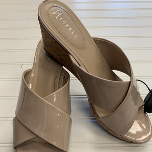 Primary Photo - BRAND:   CMC STYLE: SANDALS HIGH COLOR: TAN SIZE: 11 OTHER INFO: NICKELS - SKU: 117-117120-9844