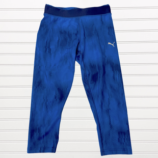 Primary Photo - BRAND: PUMA STYLE: ATHLETIC CAPRIS COLOR: BLUE SIZE: S SKU: 117-117120-19231