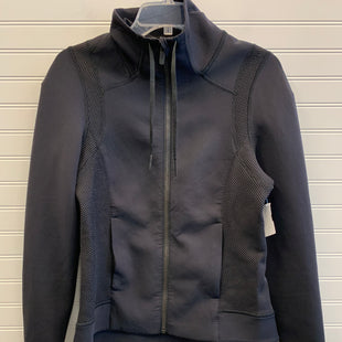 Primary Photo - BRAND: LULULEMON STYLE: ATHLETIC JACKET COLOR: BLACK SIZE: 10 SKU: 117-117136-13233