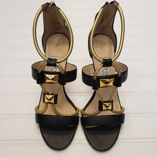 Primary Photo - BRAND: JIMMY CHOO STYLE: SANDALS HIGH COLOR: BLACK SIZE: 6 OTHER INFO: EURO 36/ RETAIL $695+ SKU: 117-11711-172732