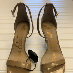 Primary Photo - BRAND: SAM EDELMAN STYLE: SHOES LOW HEEL COLOR: TAN SIZE: 6 OTHER INFO: RETAIL $100 SKU: 117-11711-172232