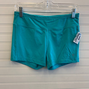 Primary Photo - BRAND: TITLE NINE STYLE: ATHLETIC SHORTS COLOR: TEAL SIZE: M SKU: 117-117136-10331