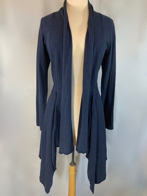Cut Loose Navy Inset Jacket