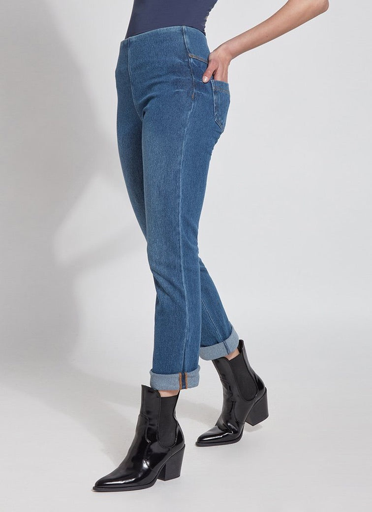 Boyfriend Denim Legging