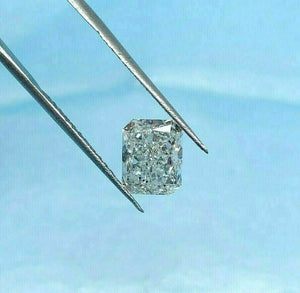 Loose GIA Diamond - GIA 2.50 Carats Radiant Brilliant Cut G SI1 Ex Ex Cut