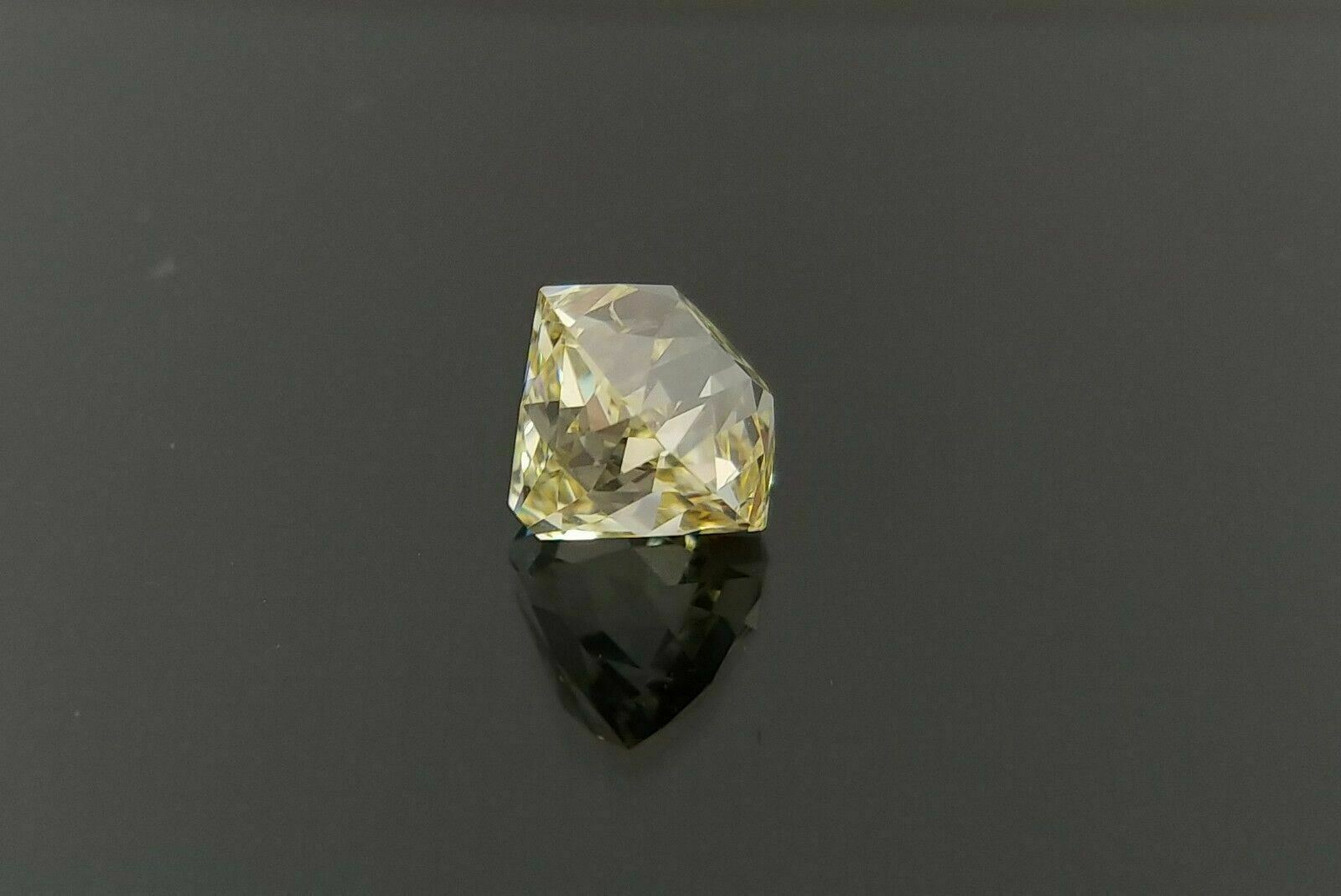 3.18 ct Old Mine Cut - N/SI1 DIAMOND - AGS# 104097445001