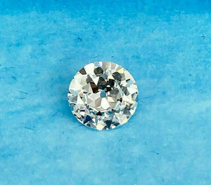 Loose GIA Diamond - 3.01 Cts GIA Loose Old European Circular Brilliant Cut H VS1
