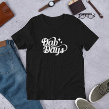 Load image into Gallery viewer, Dab Days Cursive Tee