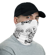 Load image into Gallery viewer, Dab Day Tinman Burnin' Neck Gaiter & Face Mask