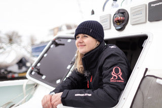Rowing to reduce ocean plastic – Bella Collins tells us what it takes to be an Ocean Sheroe!