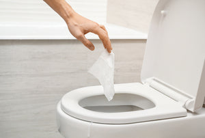 Think no wipe is genuinely flushable? Think again!