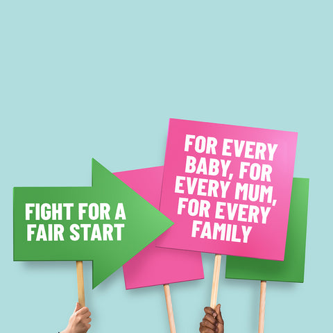 NSPCC Fight for a Fair Start