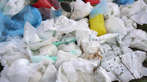 nappies in landfill