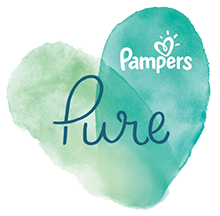 Pampers Pure Protection logo