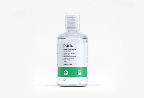 Pura Hand Cleansing Gel