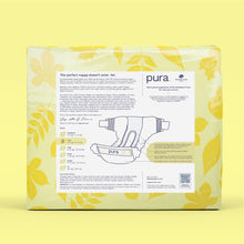 Load image into Gallery viewer, Pura High Performance Eco Nappies Size 2 (3-6kg)