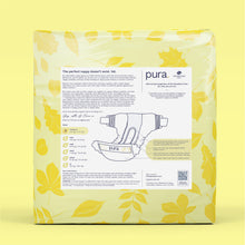 Load image into Gallery viewer, Pura Eco Nappies Size 1 (2-5kg)