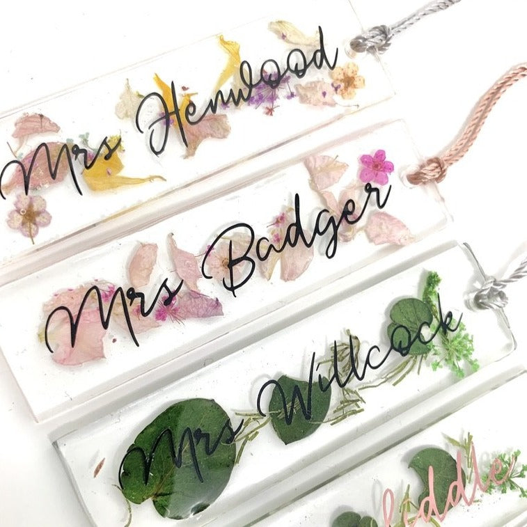 Bookmark - Dollz Confetti
