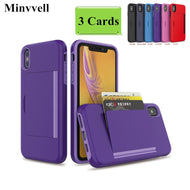 Funda para Guardar Targetas Compatible con Iphone