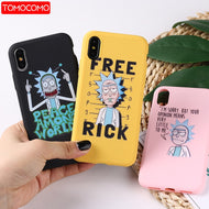 Fundas Rick And Morty