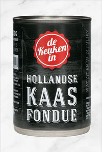 Kaasfondue in Blik Naturel 400gr