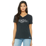 Douglas/Saugatuck Stronger Together Ladies Relaxed Fit V-Neck T-Shirt