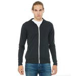 Fresh Lightweight Zip-Up Hoodie