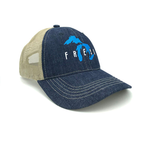 Fresh Trucker Hat