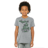 Michigan Off Road Kids T-Shirt