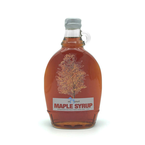 Mi Coast 100% Pure Maple Syrup - Locally Tapped