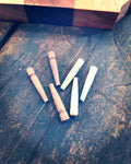 Pegs for a Mi Coast Handmade Cribbage board.