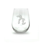 Mi Coast Most Coast Wine Glass