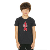 Red Arrow Highway Kids T-Shirt