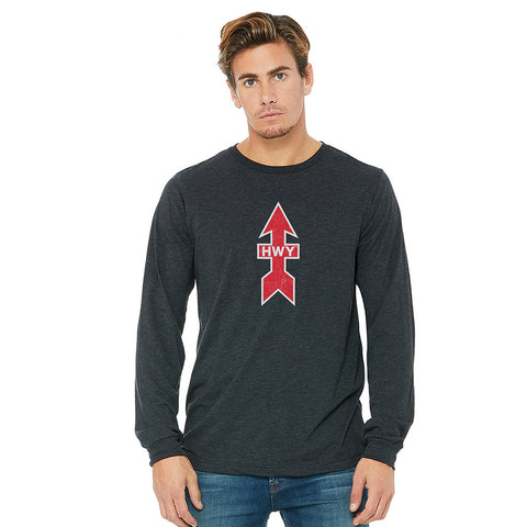 Red Arrow Highway Long Sleeve