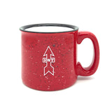 Red Arrow Highway Camp Mug