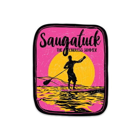Saugatuck Sticker