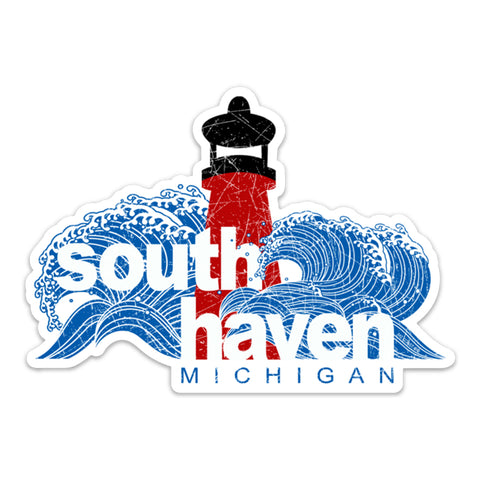 South Haven Sticker