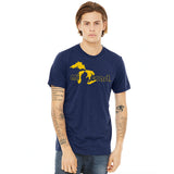 Mi Coast University Gear T-Shirt