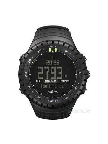 SUUNTO CORE ALL BLACK (MILITARY) SS014279010