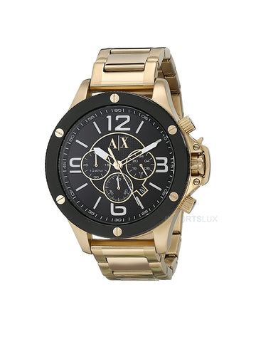 Armani Exchange Gold Ax1511