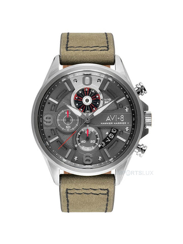 Avi-8 Hawker Harrier II Couro Aviator Av-4051-03